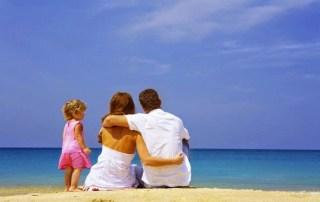 vacaciones en la playa con niños benidorm