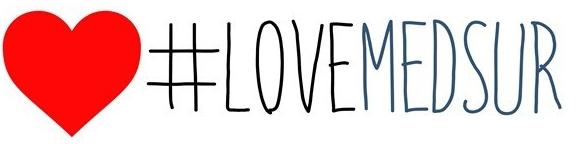 #LOVEMEDSUR