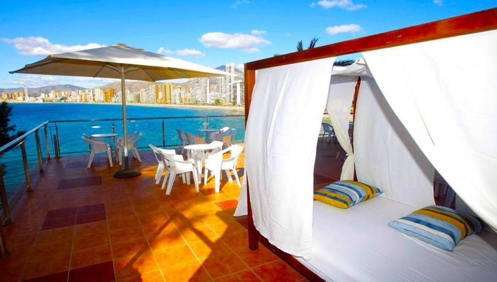 Hoteles en Benidorm Lido