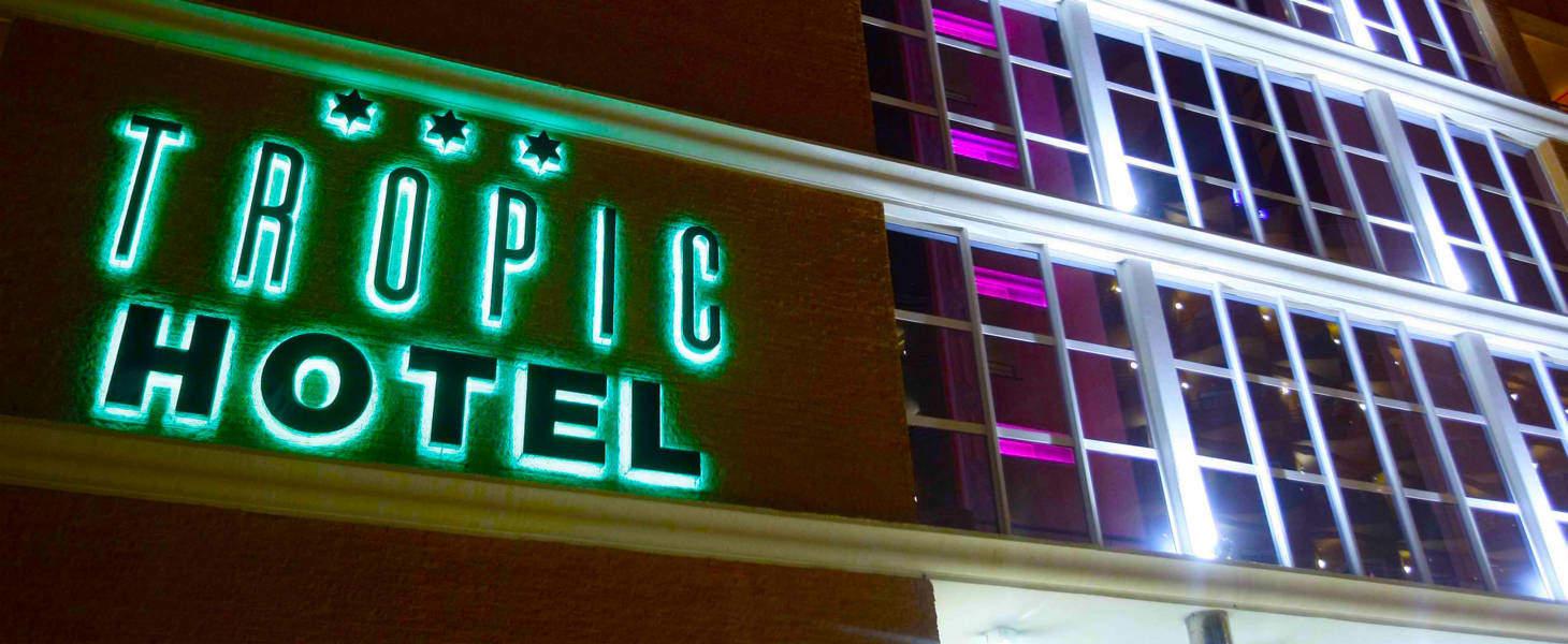hotel en finestrat tropic