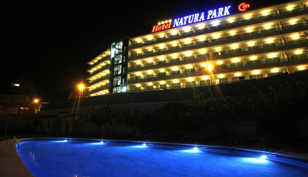 HOTEL MEDSUR NATURA PARK EN COMARRUGA (TARRAGONA) .